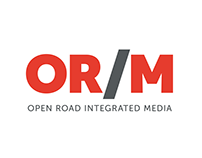 Open Road Integrated Media Logo Design