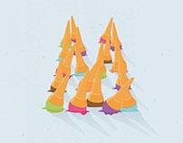 Logo Moyee variaties / Vol. 2