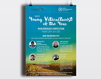 Young Viticulturist of the Year Poster