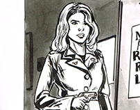 Agent Carter Commission