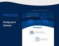 Prediza | Site | UI design