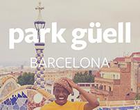 Park Güell: Photohrapgy