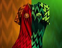 AS Roma | 🇳🇬 Super Eagles Nigeria | mashup