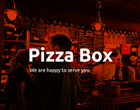 UI/UX For Mobile, based on Pizza Ordering.