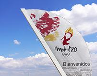 Projeto Olimpíada - Madrid 2020
