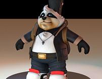 """3D Character Design """"Wilkiway"""""""