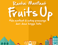 Rantai Manfaat Fruits Up