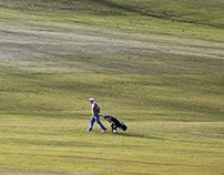 Cooler weather shouldn't be an obstacle to golf.