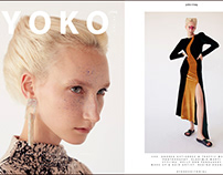 Yoko Magazine, October 2019.