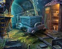 Video gaming illustrations