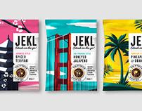 Jekl Branding & Packaging Design