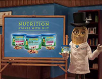 Planters Peanuts- Science