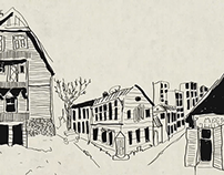 Tartu Sketches   |   the animated sketchbook