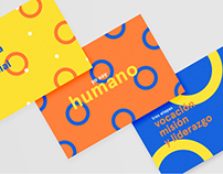 30 Examples of Pattern Using in Business Card Design