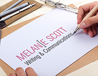 Melanie Scott Writing