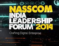 NASSCOM INDIA LEADERSHIP FORUM 2014 Packaging Design
