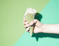 The Vegan Ice Cream Monster