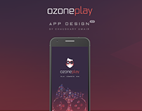 OZONEPLAY | App Design