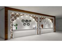 Interior Design for a 2-star Hotel