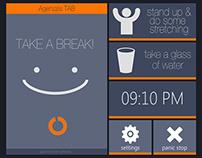 Take a Break Software by Agenzzia