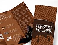 Ferrero Rocher brochure