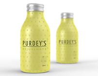 Purdey's Rejuvenate - Packaging Concept