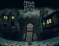 Maggie Maggie Pretty / Poem