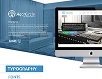 ِAqarCircle Website