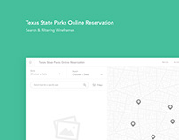 Texas State Parks - Online Reservation