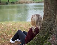 """""""Lake at Surrey"""" Environments Project"""