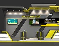 Goldbarg Smart Phone Fair Pavilion Design 2015