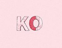 Plakat typograficzny Kosowski