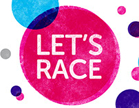 Race for life — Cancer Research UK