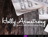 hollyarmstrong.net