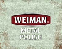 """Cleans The Stuff Your Wife Calls Junk"" Weiman Polish"