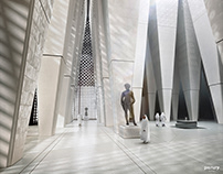 pictury for FOSTER+PARTNERS / Qatar