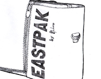 Eastpak EvRi by Pinheiro