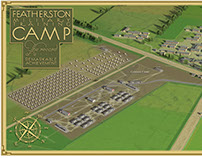 Poster of Featherston Military Camp