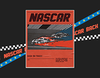 Nascar — New Website '20