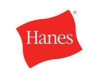 Hanes L'eggs concept re-design for proposal