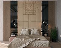 Modern/Luxury BedRoom #3