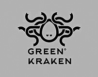 Green Kraken - Estampas #2