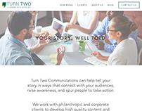 Website Design (Squarespace)