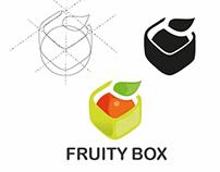 Fruity logo design