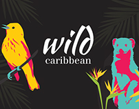 Wild Caribbean Illustrations