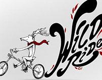 """WILD RIDE"" Fusta  Custom bikes"