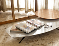Solinas + Diamerisma coffee table