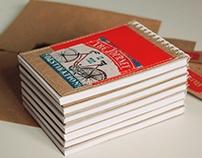 "Sketchbooks design series ""Travel & Art"""