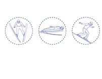 Holmenkollen | Infographic design