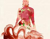 I N K / Fashionillustrations